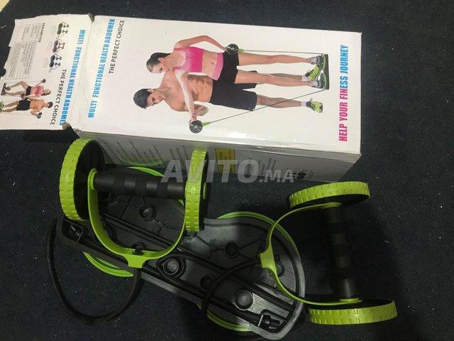 Corde de Musculation  la Maison  Fitness  Yoga  - 2