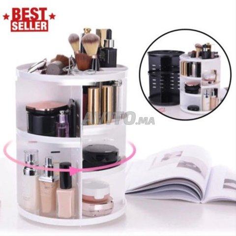 Organisateur rotatif de maquillage - 2