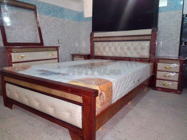 Des chambre dispo de deux places lit AB12 - 2