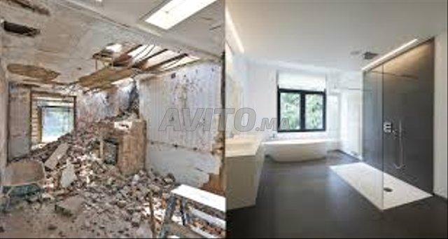 Appartements/Rénovations/Décorations/Constructions - 6