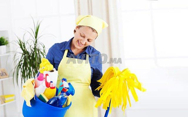 Avez vous besoin d'une (femme de ménage/cuisine.) - 1