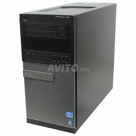 Dell Optiplex 790 MT Intel i5 // 4GB // Windows 7 - 5