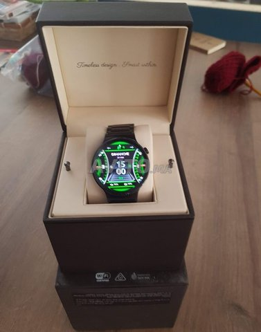 Montre Huawei Watch Compatible Android et IOS - 1