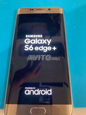 Samsung S6 Edge plus . - 1