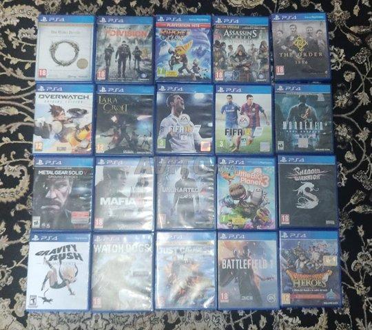jeux Playstation ps4 - 1