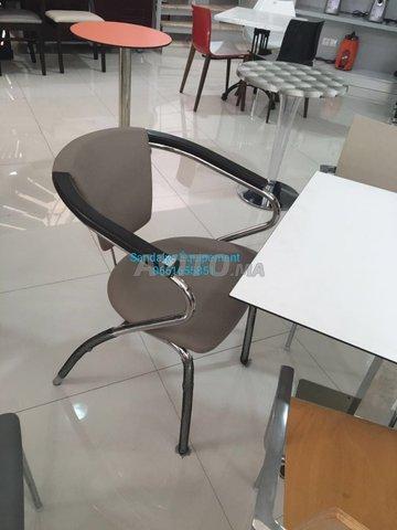offres chaises et tables cafés - 6