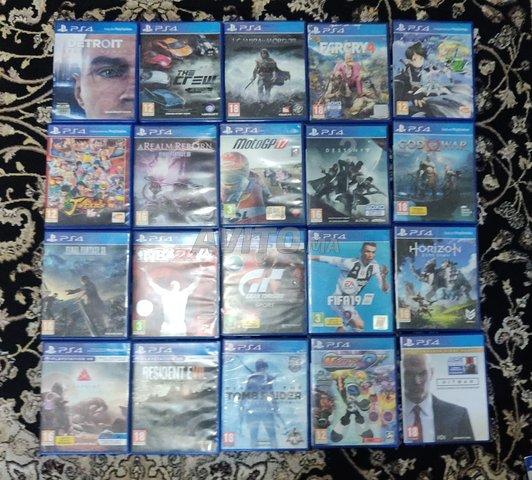 jeux Playstation ps4 - 3