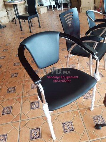 offres chaises et tables cafés - 3