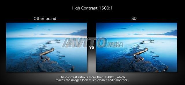 Owlenz SD60 Projecteur Sans Fil Miracast - 5