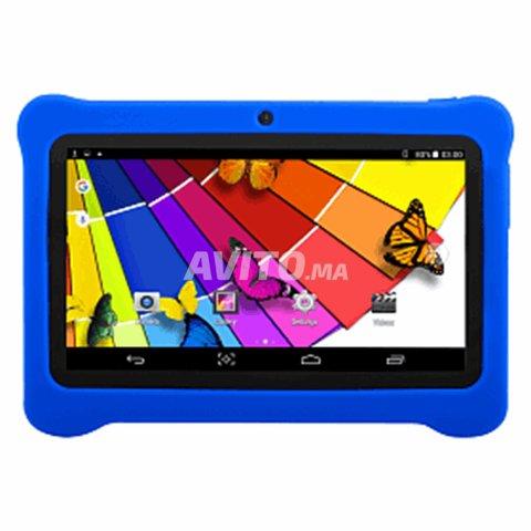 Tablette enfants 7 pouces Android 8 8 Go 1 Go Bleu - 1