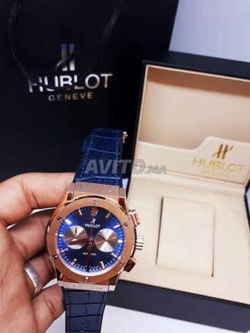 Hublot Big Bang Bleu - 3