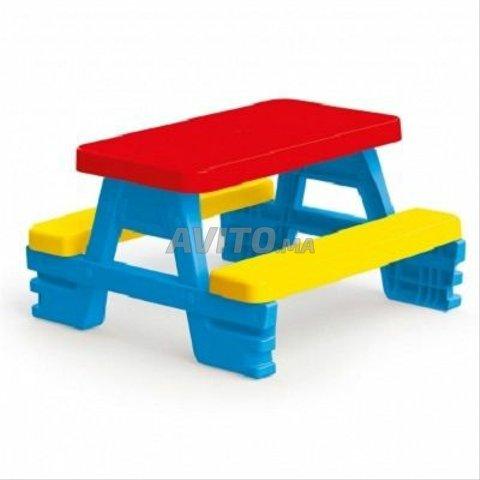 table de pic-nic - 1