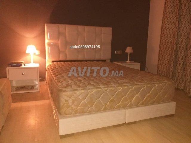 Des lit Deux place 140/190 en stook Ref 005 - 2