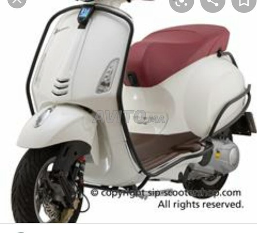 protection laterale vespa mate - 3