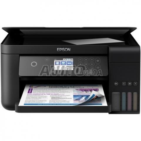Imprimante Epson EcoTank ITS L6160 Multifonction - 1