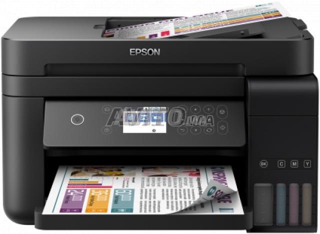 Imprimante Epson L6170 multifonction WIFI - 1