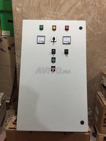 Câblage des armoires électriques  - 6