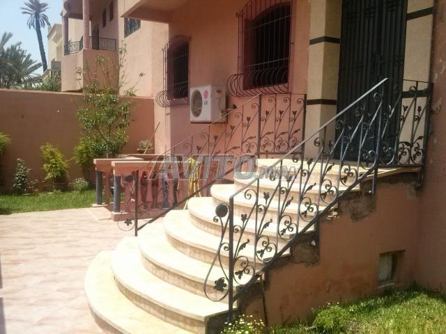 VILLA 250 m2 à Marrakech Hay Izdihar - 2