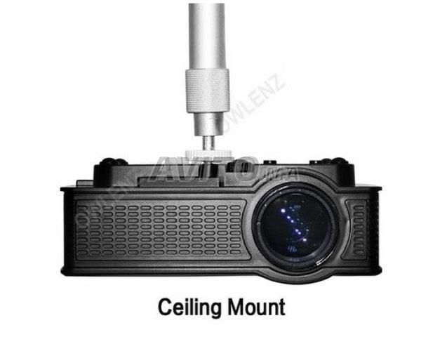 SD60 Screen Mirroring Video projecteur WIFI HD - 6