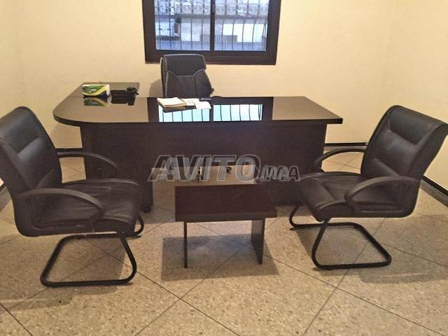 REF 01 Des bureau L et chaise new - 3