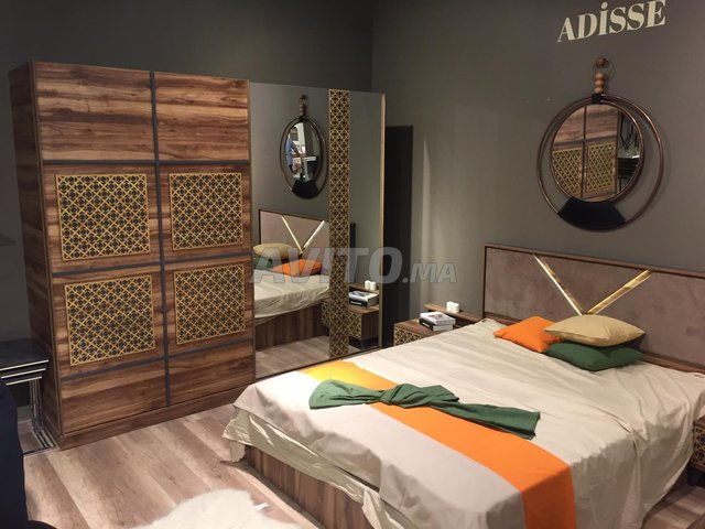 Chambre a Coucher Luxe Turk - 1