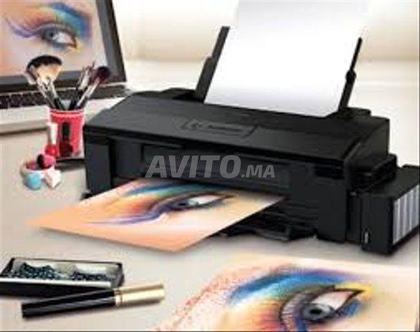Imprimante Epson L805 photo impression carte PVC/C - 1