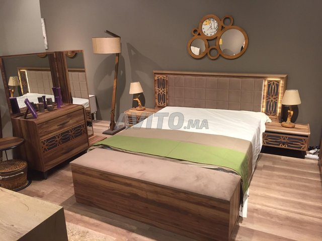 Chambre a Coucher Luxe Turk - 2