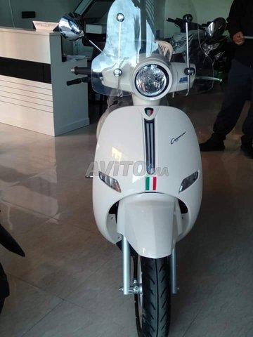 Vespa italienne cappucino Classe  - 4