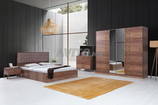 Chambre a Coucher Luxe Turk - 4