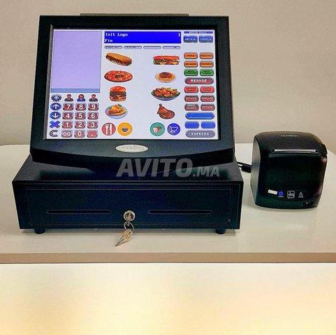 Caisse tactile enregistreuse Pro Café Restaurant - 1