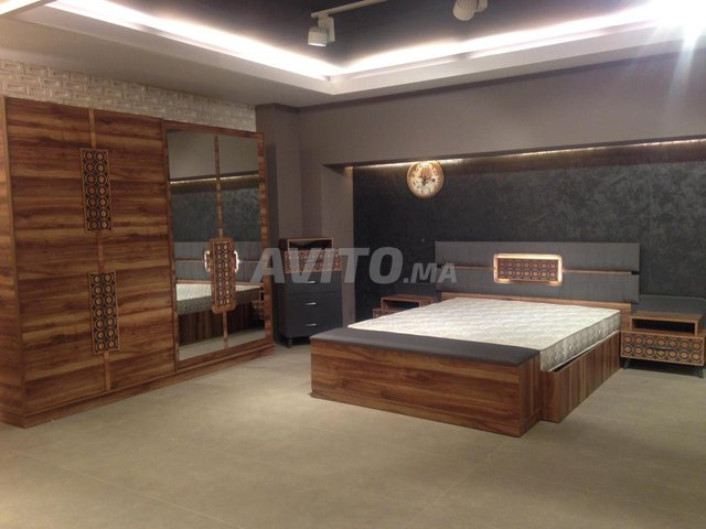Chambre a Coucher Luxe Turk - 6