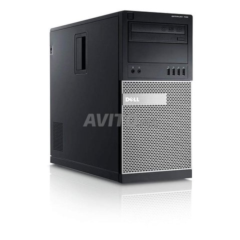 Dell OptiPlex 790 MT Core i3-2éme // 4GB 250GB - 1