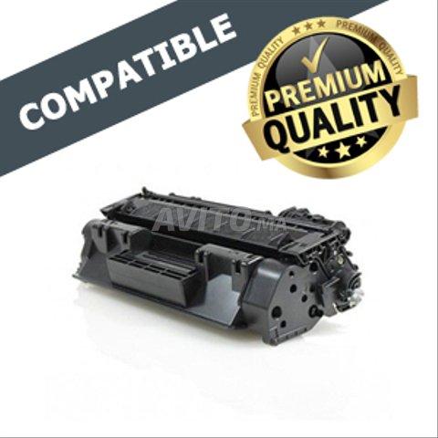 Toner Compatible HP CANON SAMSUNG Bon Qualité - 1