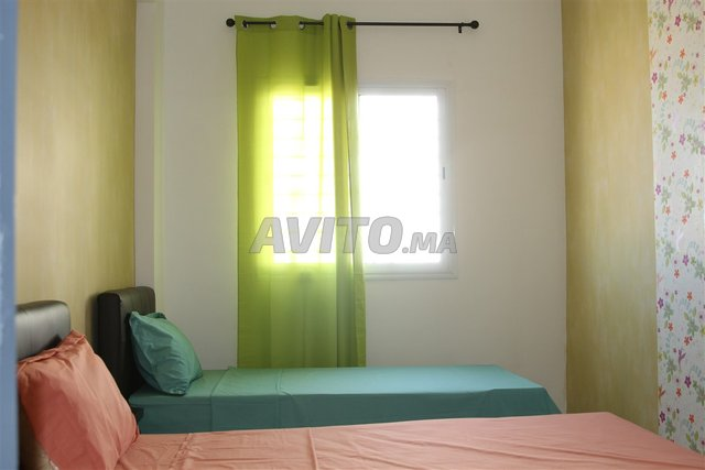 Appartement 56 m² Résidence Taddart Agadir - 4