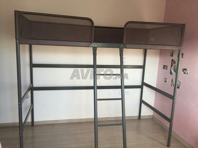 lit mezzanine pour enfant - 3