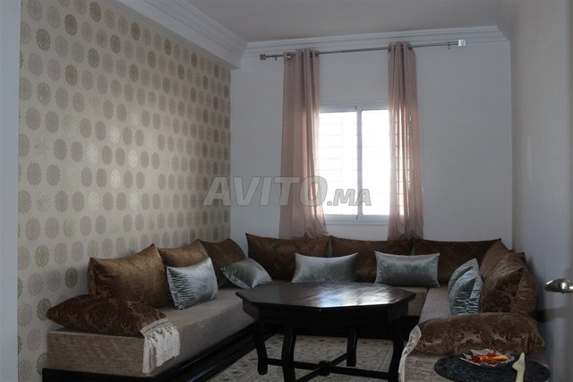 Appartement 56 m² Résidence Taddart Agadir - 2