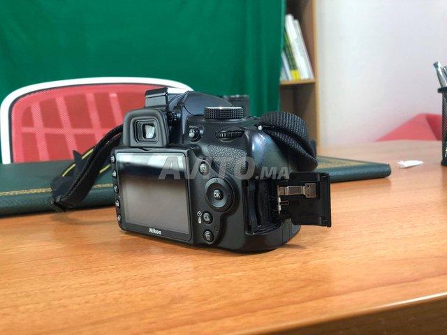 Nikon D3200 avec Objectif AF-S DX 18-55 mm Noir - 3