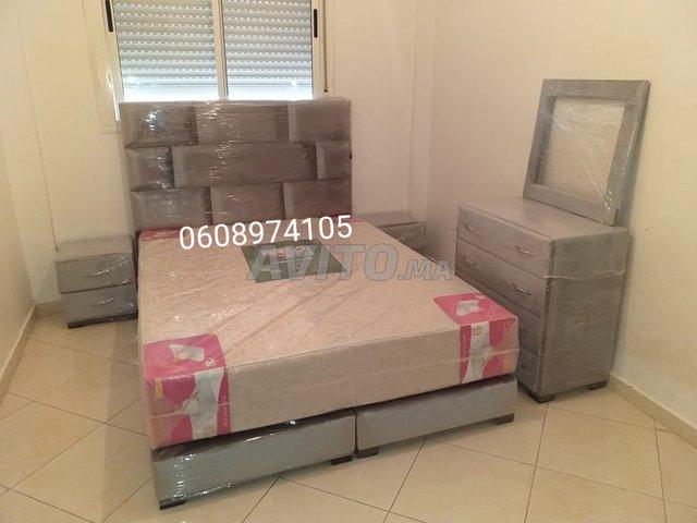 Chambre a coucher 140/190 - 3