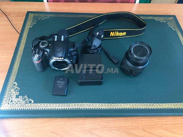 Nikon D3200 avec Objectif AF-S DX 18-55 mm Noir - 6