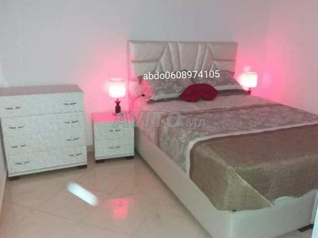 Des lit Deux place 140/190 en stook Ref 005 - 1