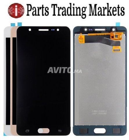 Afficheur Samsung Galaxy J7 Max  - 1