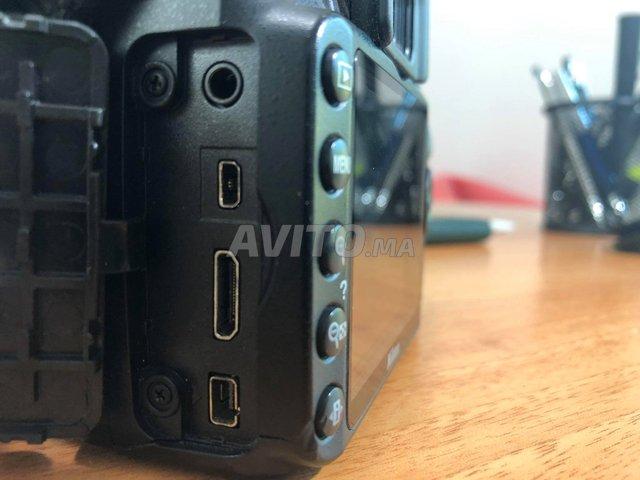 Nikon D3200 avec Objectif AF-S DX 18-55 mm Noir - 4