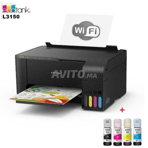 Epson multifonction wifi l3150 a prix usine - 1