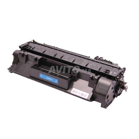 HP 05A /CE505A TONER COMPATIBLE HP /OMEGA NOIR - 2