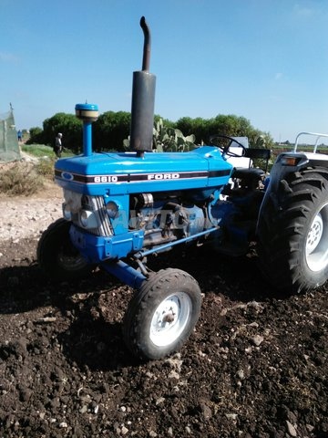 Ford 6610 - 4