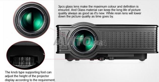 SD60 Wireless Smart Projecteur Full HD - 6