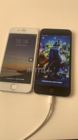 IPhone 6 gris sidéral 64giga - 1