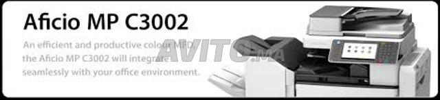 Ricoh MPC 3002 multifonction  - 3