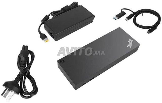 Station d'accueil ThinkPad USB-C Dock 40A9 NEUF - 3