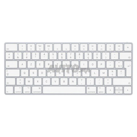 Apple Magic Keyboard - Azerty French - 1